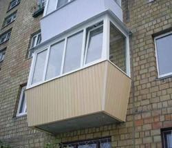остекление балконов в Северодвинске