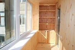 Отделка, ремонт, утепление, балконов и лоджий г. Северодвинск
